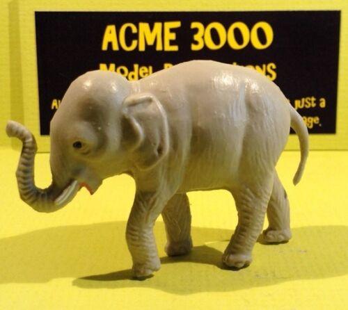 Corgi GS19 Conjunto de Regalo Chipperfields Land Rover reproducción REPRO Figura De Elefante