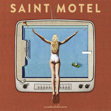 Saint Motel - Saintmotelevision [New Vinyl LP] Digital Download