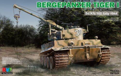 Rye-Field-Model-RFM-RM-5008-1-35-Bergepanzer-Tiger-I-Sd-Kfz-185-Italy-1944