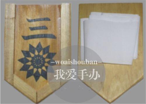 Bleach Shinigami Kimono Cosplay adjudant capitaine bois 1-13 Brassard livraison gratuite
