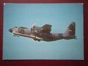 POSTCARD LOCKHEED C130K HERCULES C1 XV294 FROM RAF LYNEHAM - Tadley, United Kingdom - POSTCARD LOCKHEED C130K HERCULES C1 XV294 FROM RAF LYNEHAM - Tadley, United Kingdom