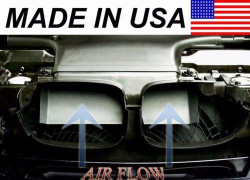 AVT Air Intake Scoop e46 BMW 3 Series 99-05 Black