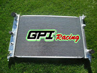 For Ford Ba Bf Falcon V8 Fairmont Xr8 & Xr6 Turbo Aluminum Radiator At/mt