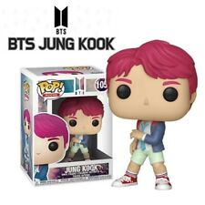 BTS-Jung Kook FUNKO POP POP ROCKS Vinyl Figure #105