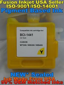 Compatible Cartridge canon PFI-706 Gray GY Pigment Ink ipf8400 ipf9400 8400s jh