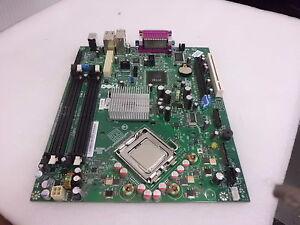 DELL-0PU052-PU052-MOTHERBOARD-FOR-OPTIPLEX-755-SFF-W-SLA9X-SLA9V-SLAPP-CPU-USED