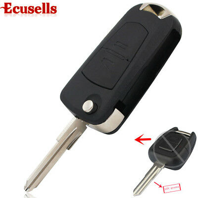 VAUXHALL ASTRA VECTRA ZAFIRA 2 Button KEY FOB CASE