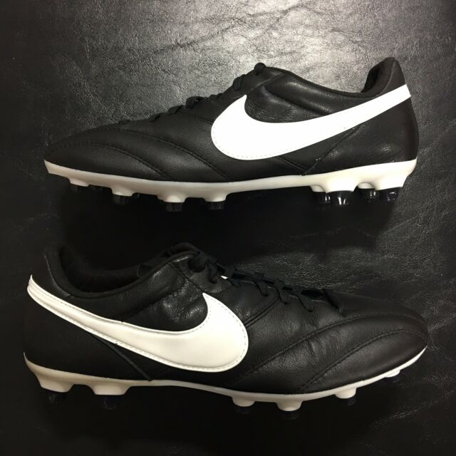 The Nike Premier FG soccer cleats