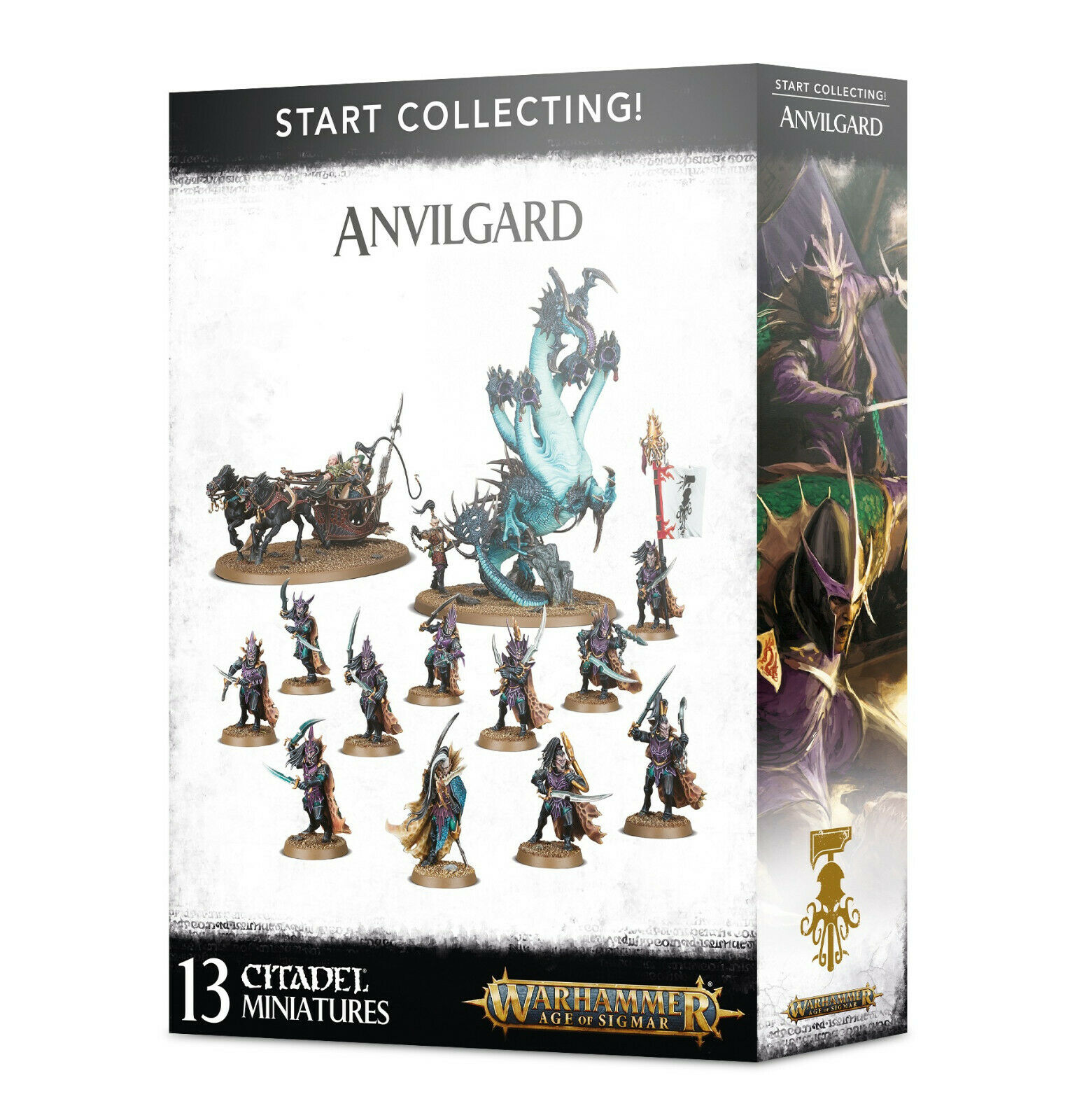 Start Collecting  - Anvilgard 70-62 - Warhammer Age Of Sigmar