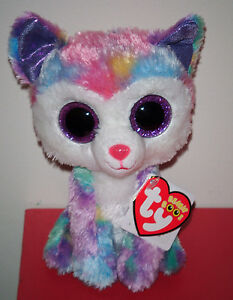 "Ty Beanie Boos ~ IZABELLA the Dog 6"" (Claire's Store Exclusive) MWMT"
