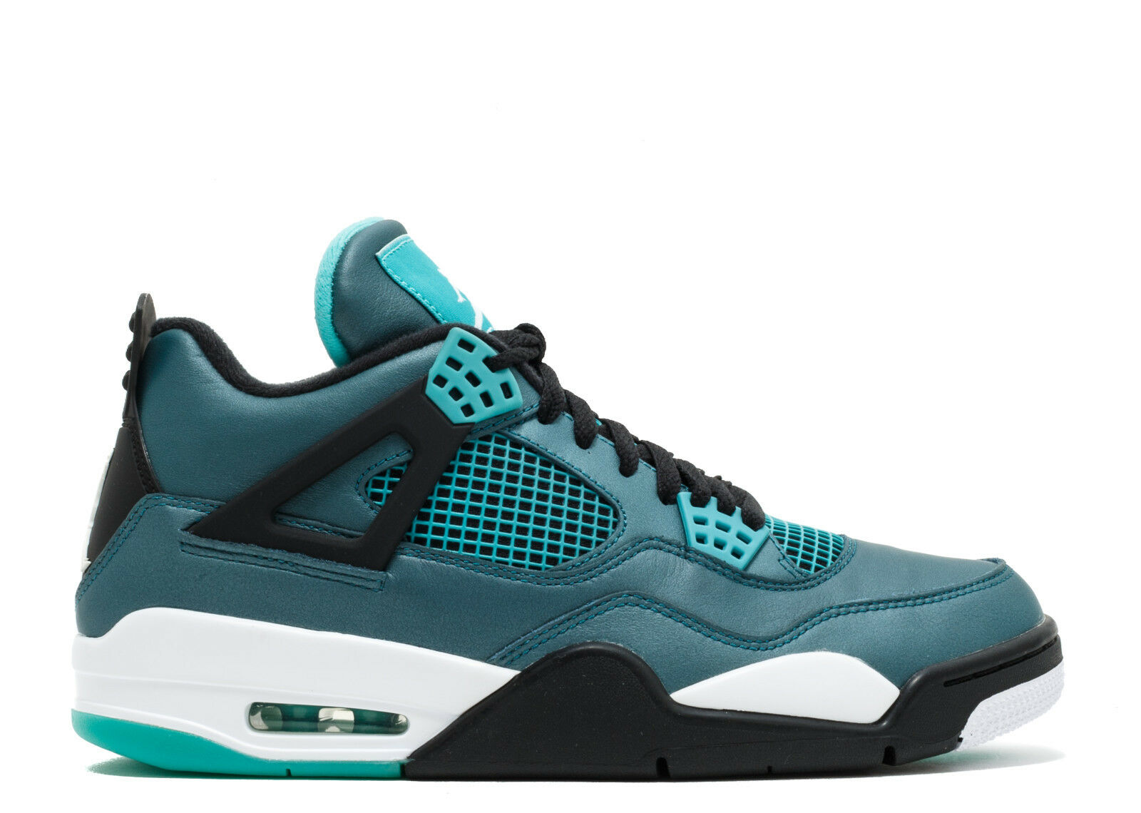 DS Air Jordan Retro 4 Teal Size 9.5