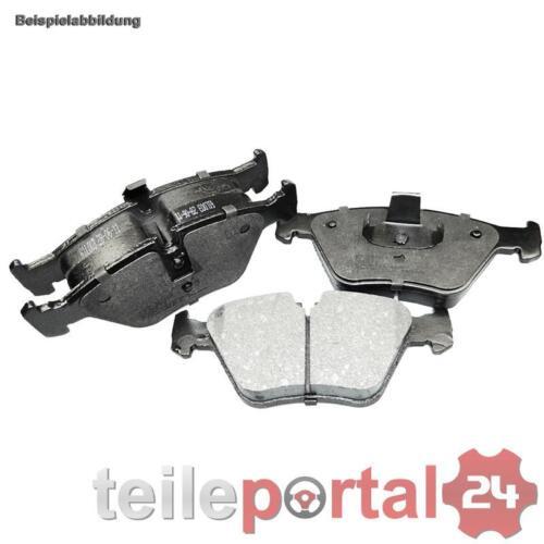 Bremsbeläge Bremsklötze Bremsbelagsatz Vorne MERCEDES-BENZ C-KLASSE W203 S203