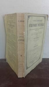 1875 Corso Base di D Histoire Naturale P.Gervais ILLUSTR.250 Grav. Hachette
