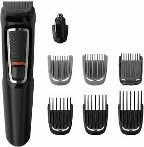 Philips-Barbero-MG3730-15-Recortador-Barba-y-Cabello-Precision-8-en-1-Autoafila