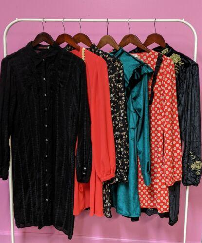 Lot Of 6 Fall/Winter Dress Lot/Casual Dress Lot/AS