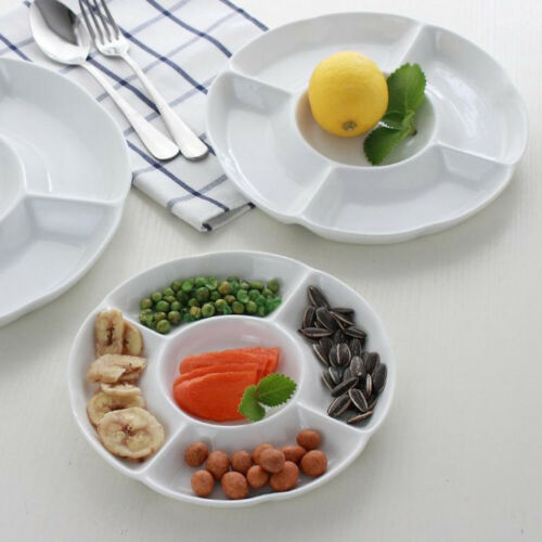 Assorted Porcelain Snack Dish Melamine Serving Tray Dip Bowl Appetizer Condiment