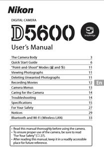 Instruction Book Nikon D90 Digital Camera Users Manual