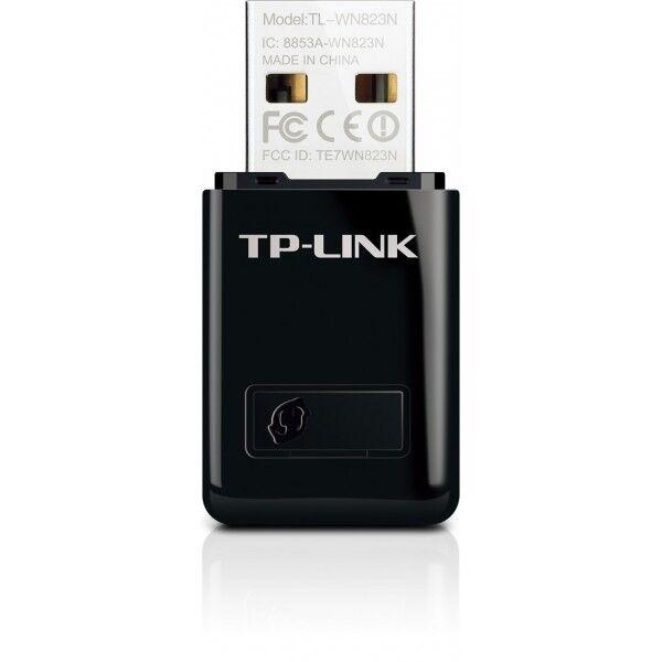 TP Link TL-WN823N 300Mbps Mini Wireless N USB Adapter