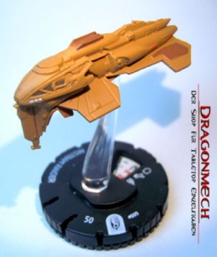 HeroClix Star Trek Tactics 3 III #009 Nistrim Raider