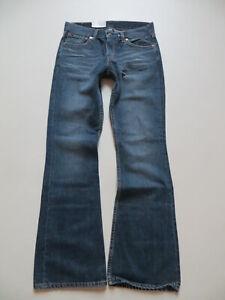 Levi's 529 Damen Bootcut Jeans Hose W 30 /L 32 NEU ! Vintage Denim KULT Modell !