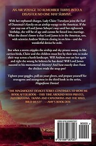 Magnificent-Devices-A-steampunk-adventure-novel-Volume-3-Adina-Shelley-Used
