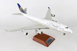 Vols en vol 200 If744uafinal 1/200 United Airlines B747-400 N118ua Vols finaux Ws