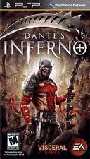 Dante''s Inferno PSP New Sony PSP