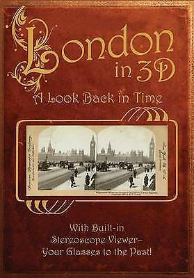 1 of 1 - London in 3-D: A Look Back in Time: With Built-in Stereoscopic Viewer - Your Gla