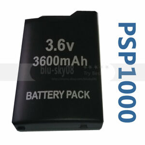Replacement-Battery-Pack-For-Sony-PSP-1000-1001-1003-1004-Fat-3-6v-new