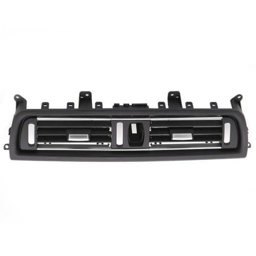 H3E# Front Center Air Outlet Vent Dash Panel Grille Cover for BMW 5 Series F10