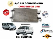 FOR NISSAN PRIMASTAR VAN BUS DCI 2006--  NEW AC AIR CON CONDITIONING CONDENSER