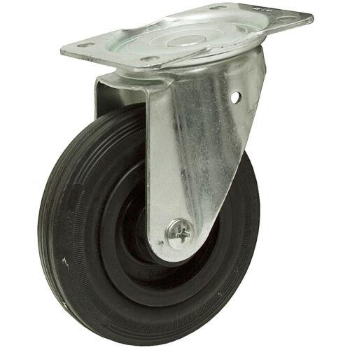 6-3//16 x 1-1//16 Rhombus Swivel Plate Caster 1-4472