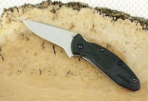 1620-Kershaw-Scallion-Pocket-Knife-1620-NEW-Blem-Speed-Safe-USA-Made