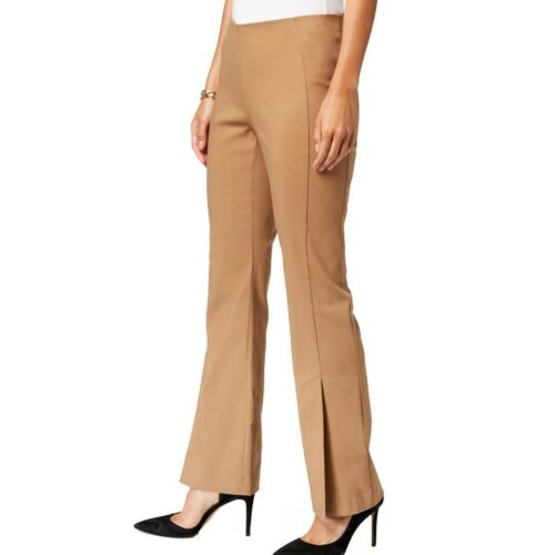 INC BE BOLD NEW Women/'s Curvy Pull-on Mid Rise Bootcut Pants TEDO
