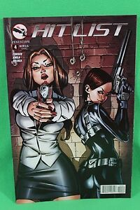 Details about Hit List #4 Cover C Vincenzo Cucca Comic Zenescope VF