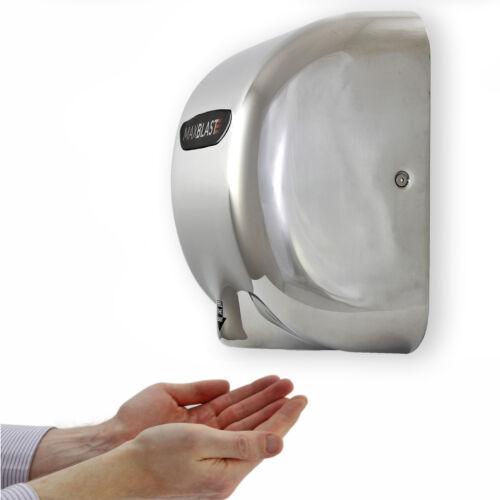 Händetrockner Handtrockner Händefön elektrisch für Wandmontage