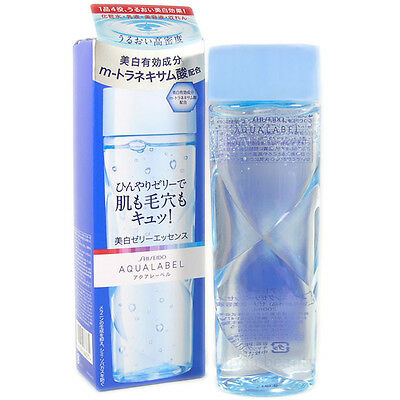Shiseido Japan Aqua Label Whitening Jelly Essence (200ml/6.7 fl.oz) with HA GL