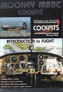 Air-Utopia-Mooney-M20C-Cockpit-DVD