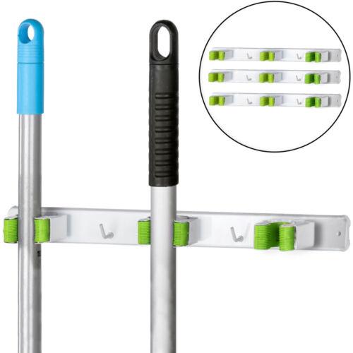 3x Support appareil Balai Support Porte-outil périphériques support barre d/'outils Barre