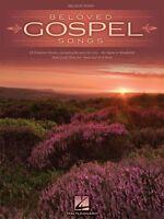 Beloved Gospel Songs Sheet Music Big Note Songbook 000311938