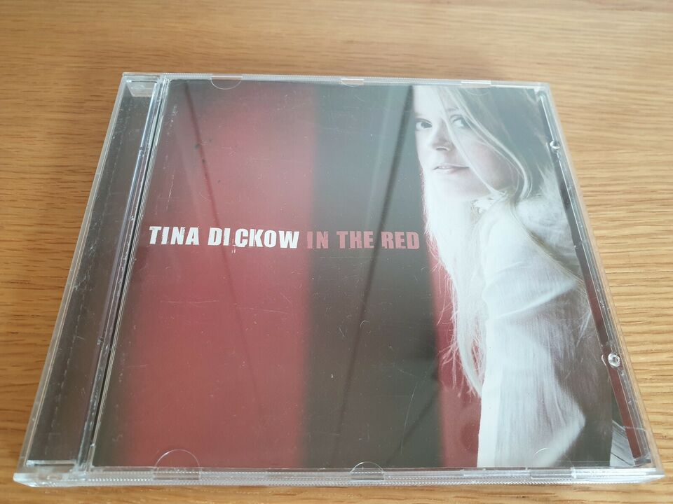 Tina Dickow: In The Red, rock