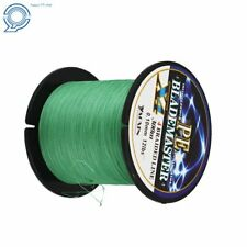 10-100LB Spectra Braided Fishing Line 4//8 STRANDS Super Extreme Saltwater GREEN