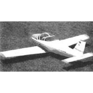 Bauplan ASK 13 Modellbau Modellbauplan Segler