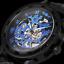 Men-039-s-Skeleton-Mechanical-Wrist-Watch-Steampunk-Luxury-Black-Leather-Stainless thumbnail 8