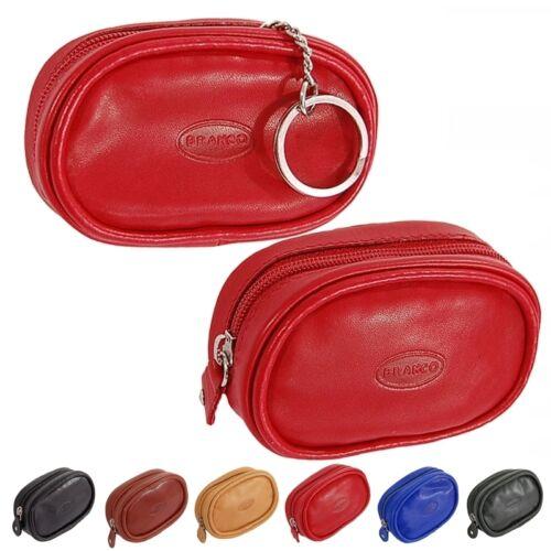 Branco Schlüsseltasche Leder Schlüsseletui Schlüsselmappe Schlüssel Etui 033 neu