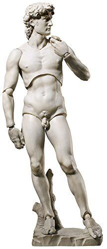 Figma SP-066 The Table Museum DAVIDE DI MICHELANGELO Action Figure R6889 F S