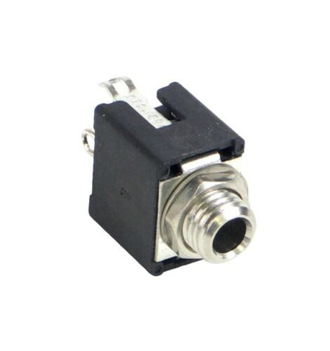 "Switchcraft Type 142AX 1//8/"" 3.5mm Closed Circuit Shunt Jack"