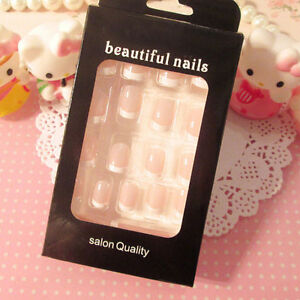 24-Pcs-Smooth-Artificial-False-Nails-Tips-Long-Square-Full-Fake-Nail-ArtTFSP0ZS