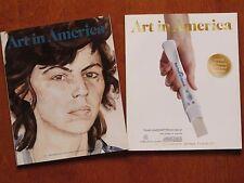 Art in America November and December 2013