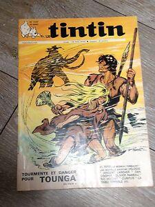 journal-tintin-1147-France-1970-couv-Aidans-Tounga